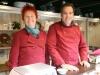 Dagmar Pilatzki und Martin Orth